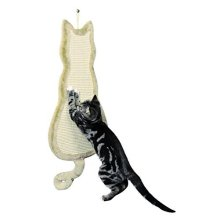 Trixie Cat Scratching Board, 69 × 35 Cm, Beige - Boardcm Sisal -  cat board trixie scratching 35 cm beige 69 sisal