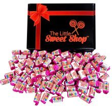 The Little Sweet Shop I Love You Mini Love Hearts Sweets Mighty Treasure Providing a Nostalgic Sugar Rush - 1.1kg