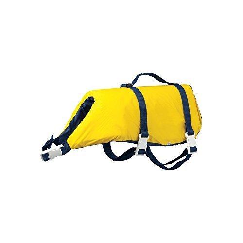 ONYX Nylon Pet Life Vest, Large, Yellow
