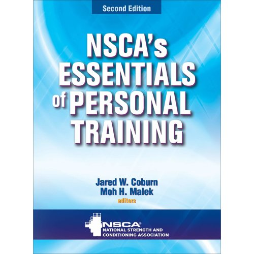 NSCA's Essentials of Personal Training, 2nd Edition