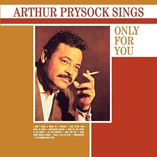 Arthur Prysock - Arthur Prysock Sings Only For You [CD]