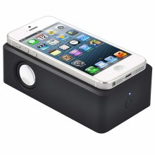 TRIXES Portable Wireless Induction Speaker For Smartphones