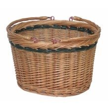 Heritage Swing Handle Bicycle Bike Basket