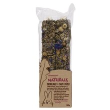Rosewood Naturals Treat Cornflower and Daisy Sticks (Pack of 3)