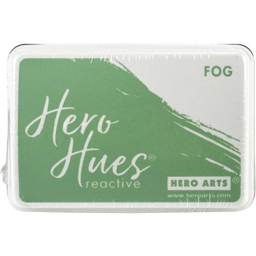 Hero Hues Reactive Ink Pad-Fog