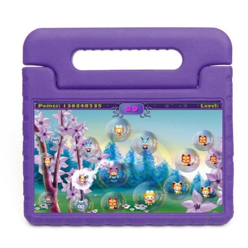 Kinder Tasche Schutz Hülle EVA Handle Case Cover für Kindle Amazon Fire HD 8