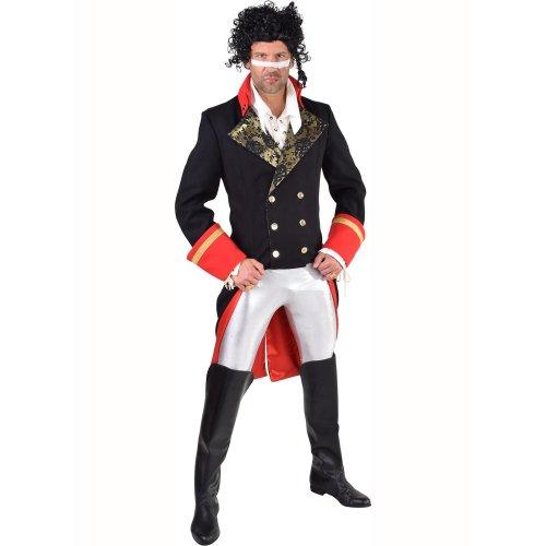 Deluxe 80's Adam Ant Costume