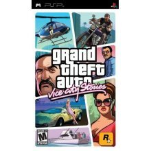 GTA Vice City Stories Sony PSP Game