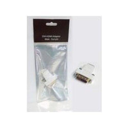 eSTUFF ES2086DVI HDMI WHITE CABLE ADAPTER–CABLE ADAPTER (DVI, HDMI, White)