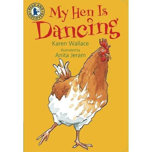 My Hen Is Dancing (Read and Discover)