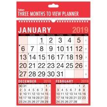 Tallon 2019 Commercial Calendar