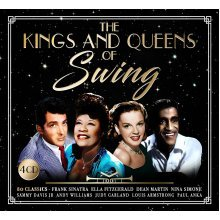 The Kings and Queens Of Swing | Compilation CD Set