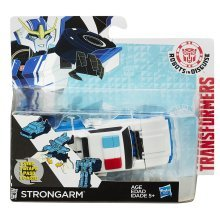 Transformers One Step Changers Autobot Strongarm Action Figure Brand New Sealed
