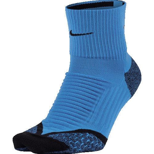 Nike Elite Cushioned QTR Sock