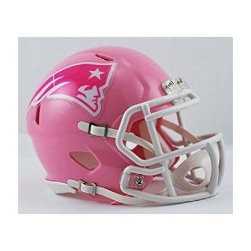 Riddell Speed Mini PINK Club Patriots