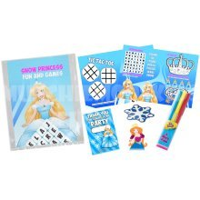 Snow Princess Pre Filled Party Bag - Kids Birthday Parties