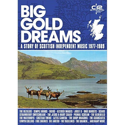 BIG GOLD DREAMS ~ A STORY OF S - VARIOUS ARTISTS [CD]