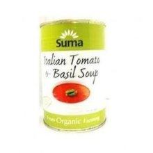 Suma - Org Tomato/Basil Soup 400g