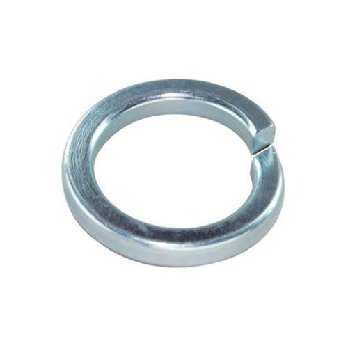M6 spring washer zinc plated mild steel DN7980