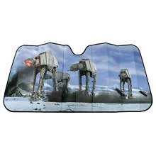 Star Wars Hoth Scene Windscreen Sunshade
