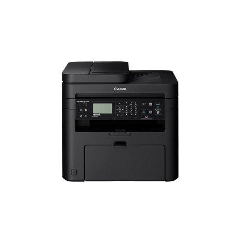 Canon I-sensys Mf244dw 600 X 600dpi Laser A4 27ppm Wi-fi Black Multifunctional