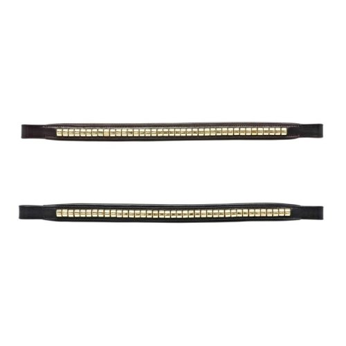 Cottage Craft Brass Clincher Browband