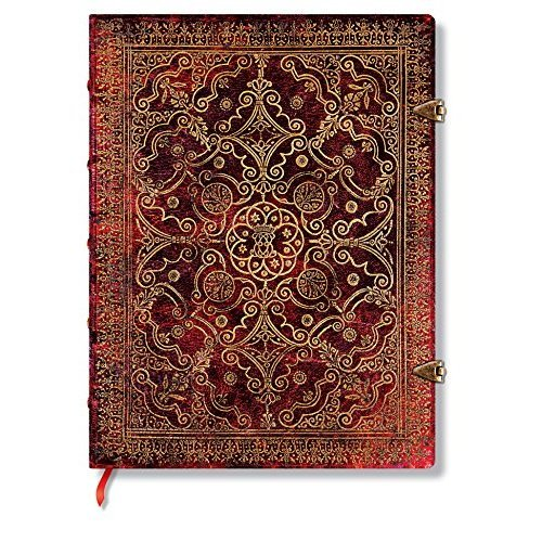 Carmine Ultra Lined Journal (Equinoxe)