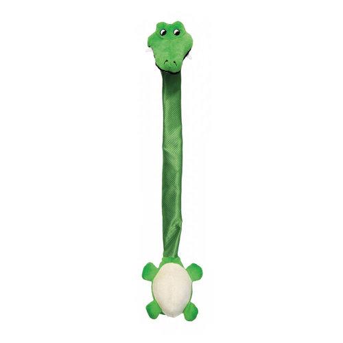 Kong Danglers Gator Dog Toy