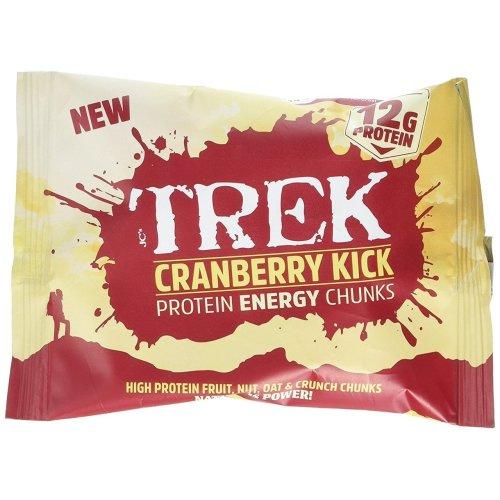 Trek Trek Chunks - Cranberry Kick   60g x 14