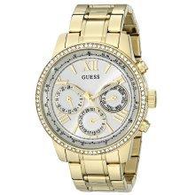 GUESS Gold-Tone Ladies Watch U0559L2