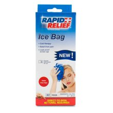 Rapid Relief Reusable Ice Bag - Idea for Headaches and Migraine Pain