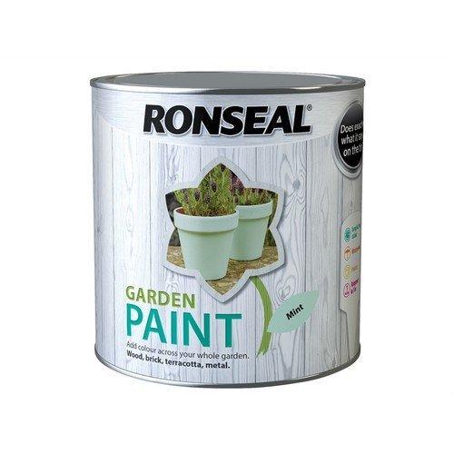 Ronseal 38511 Garden Paint Mint 2.5 Litre