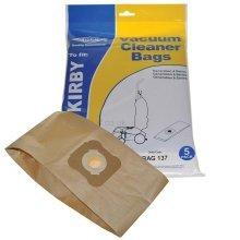 Electruepart BAG 137 pack of 5 Dust Bags to fit Kirby Vacuum Cleaners