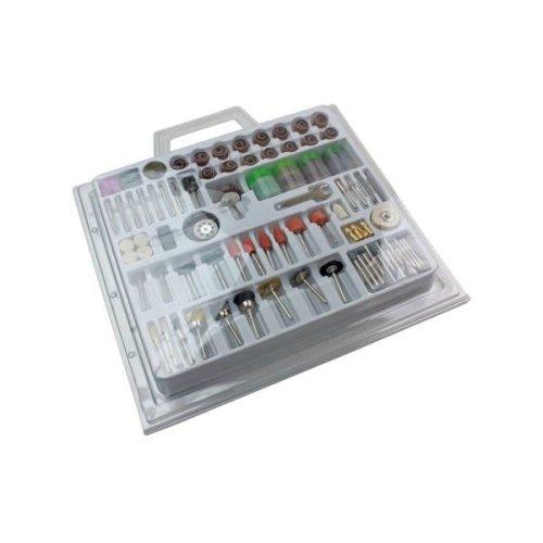 US PRO Tools 216pc Mini Rotary Tools Accessory Kit Fits Dremel Multi Tool