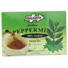 Dalgety Herbal Tea - 20 Peppermint Teabags