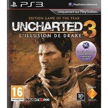 Third Party - Uncharted 3 : l'illusion de Drake - édition jeu de l'année - Occasion [ PS3 ] - 071171
