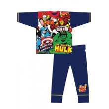 Marvel Comics Superheroes Boys Pyjamas
