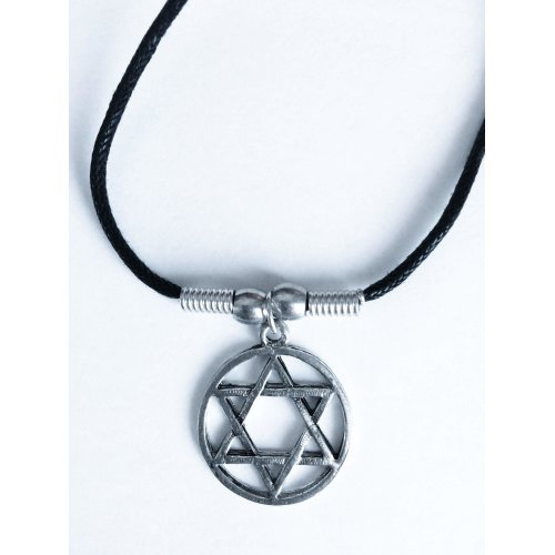 Seal Of King Solomon Necklace Star Of David Pendant On Onbuy