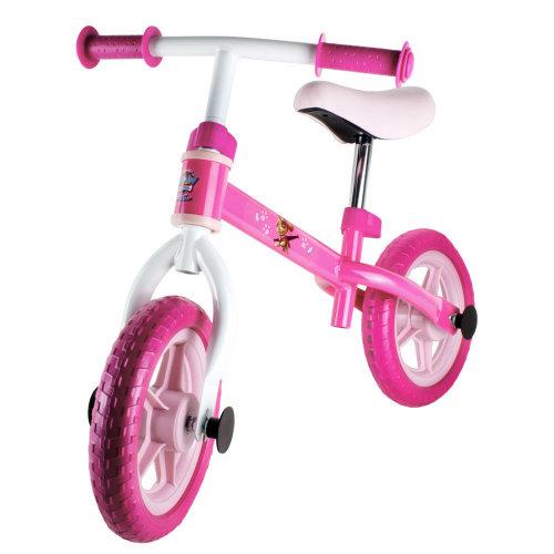 PAW PATROL Skye Metal Balance Bike with Adjustable Handlebar & Seat