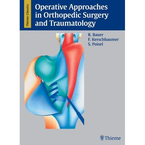 Operative Approaches in Orthopedic Surgery and Traumatology