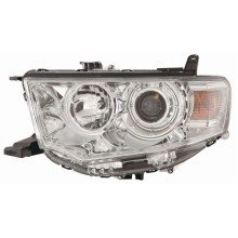 Mitsubishi L200 Mk2 9/2010-> Headlight Headlamp Passenger Side N/s