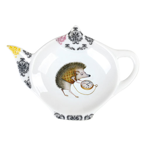 BIA Funimal Teabag Tidy, Hedgehog