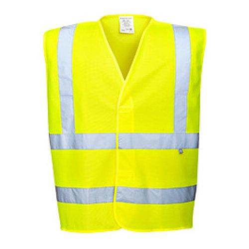 Hi-Vis FR Treated Vest
