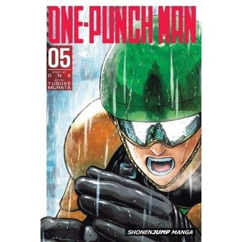 One-punch Man: Volume 5