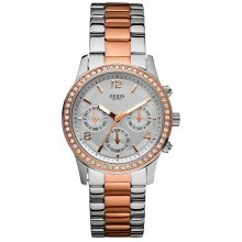 GUESS Two-Tone Ladies Watch W0122L1