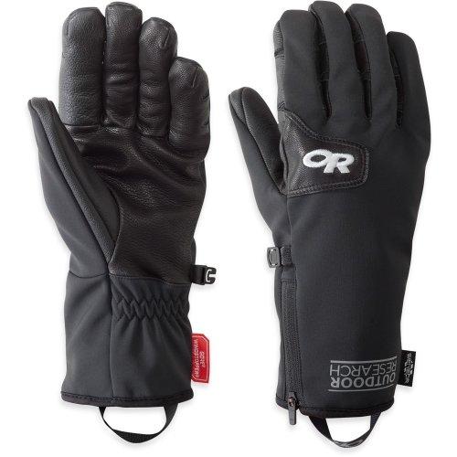 (del)Outdoor Research Mens Stormtracker Sensor Gloves Black (Large)