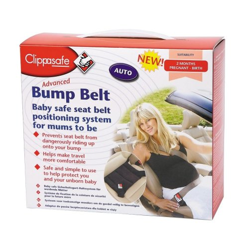 Clippasafe Bump Belt Advanced Model