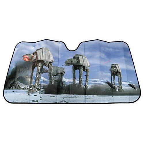 Star Wars Hoth Scene Windscreen Sunshade