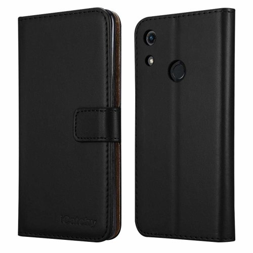For Huawei Y6 2019 Leather Wallet Protective Case
