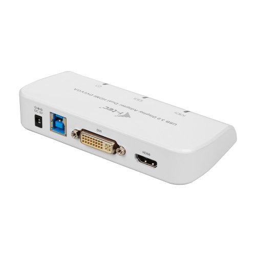 i-tec USB 3.0 Dual Display Adapter Advance